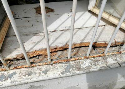 Popravka stare stolarije